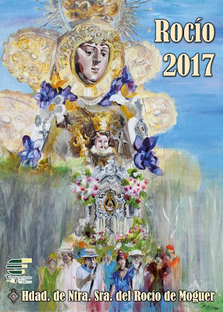 Hermandad del Rocío de Moguer - Romería 2017 - María José Mora Anaya