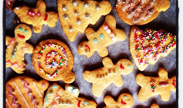 Gingerbread, ovvero i biscotti di pan di zenzero