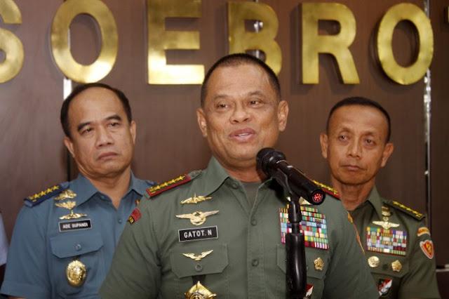 Teruntuk Panglima TNI dan Polri, Jangan Mau Diadu Domba !!
