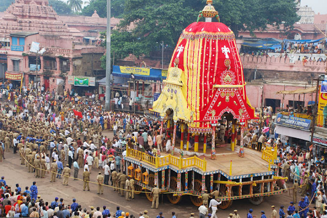 LIVE Streaming of Puri jagannath rath yatra 2017 - LIVE ...