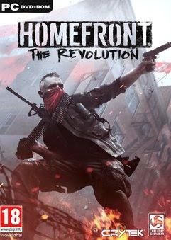 یاری Homefront The Revolution بۆ pc داگرتن لهڕێگهی تۆرینێت