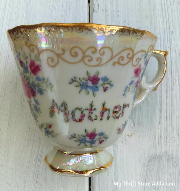 Ardco Japanese lusterware teacup