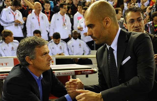 My rival coaches take me to another level - Guardiola