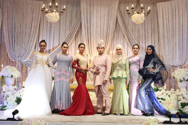 Image result for busana pengantin the venue shah alam