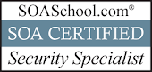Certified SOA Security Specialist