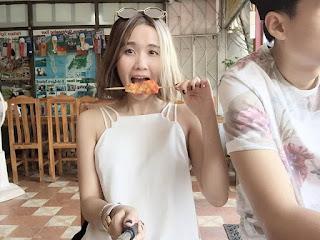 Gái xinh hot girl Huyền lizzie facebook