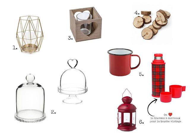 Idées shopping mariage thème montagne