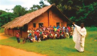 Миссии ИПЦ Греции в Африке. ФОТО
