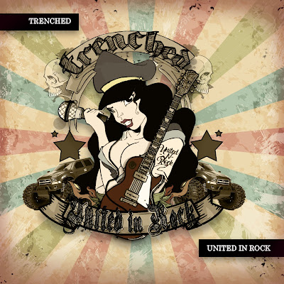 united in rock album, trenched