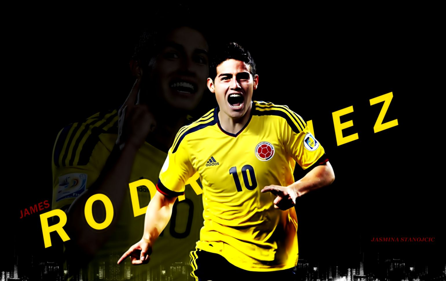 James rodriguez wallpapers image wallpapers - James rodriguez wallpaper hd ...
