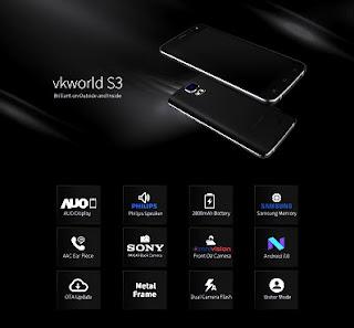ribu sudah dapet Nougat dan Kamera Sony Smartphone Harga 700 ribu dapet OS Nougat dan Kamera Sony, Smartphone apa Itu?
