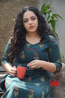 Nithya Menon promotes her latest movie in Green Tight Dress ~  Exclusive Galleries 047.jpg