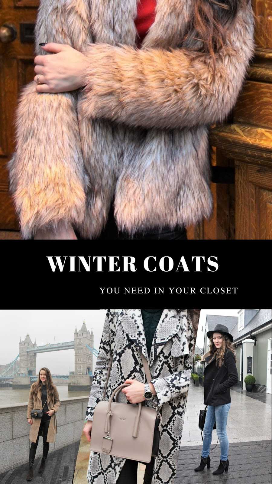 coats you need in your closet