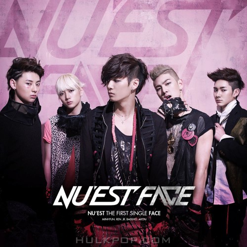 NU'EST – Face – Single (ITUNES PLUS AAC M4A)