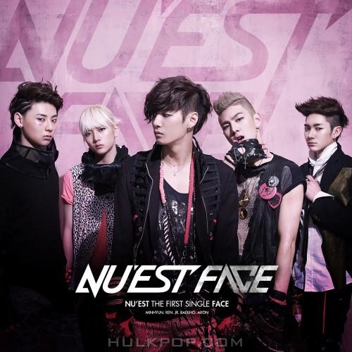 NU'EST – Face – Single