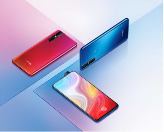 VIVO V15PEO UNVEILS CUTTING-EDGE TECH TO REV UP THE MOBILE EXPERIENCE