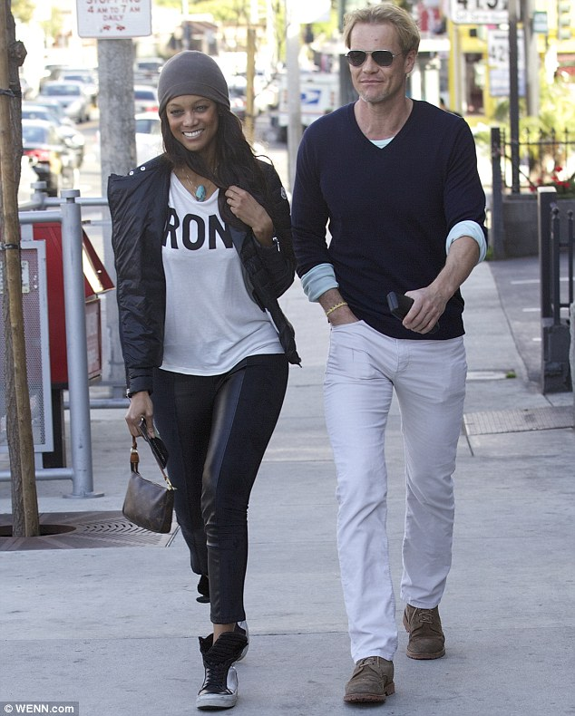 Tyra Banks And Son: Tyra Banks And Her Longtime Boyfriend Erik Asla Splits