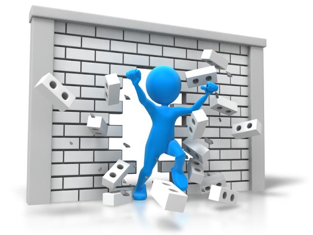 Como superar barreiras psicológicas