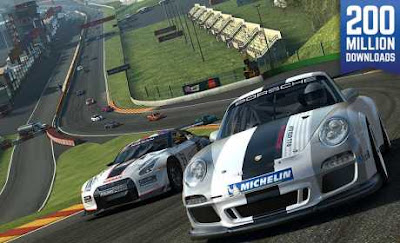New Real Racing 3 7.1.0 Apk  Hack Mod APK Money,Gold, + Data OBB Android full unlock All GPU