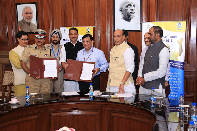 Skill India partners with CRPF jawans on skill development agenda