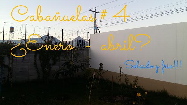 CABAÑUELAS - ENERO 4