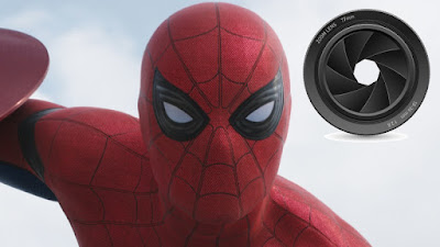 spider man lense