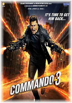 Commando 3 2019 Hindi 720p HDRip ESubs