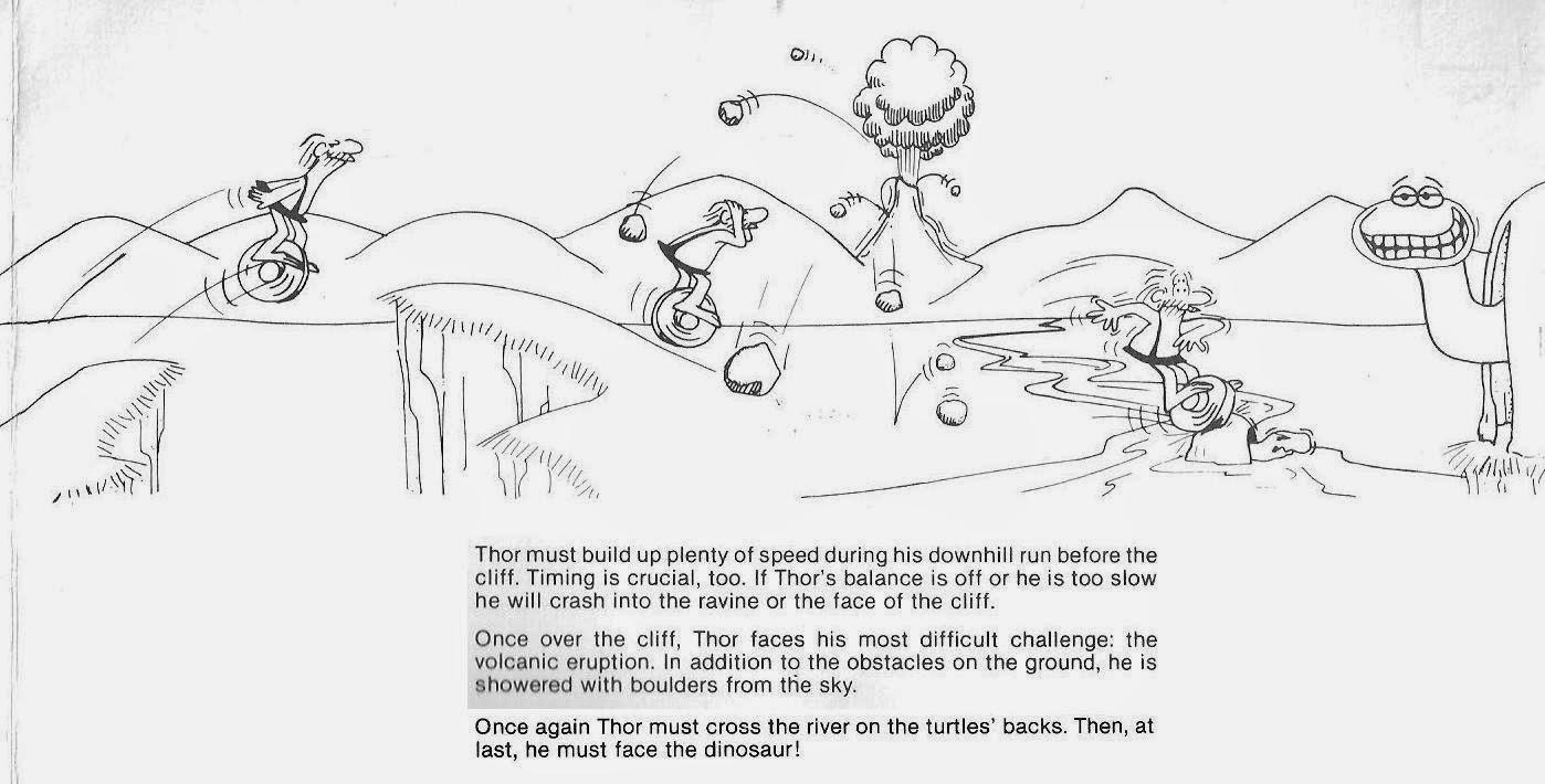 Sunday Comics Debt: Prehistoric Instruction Manual