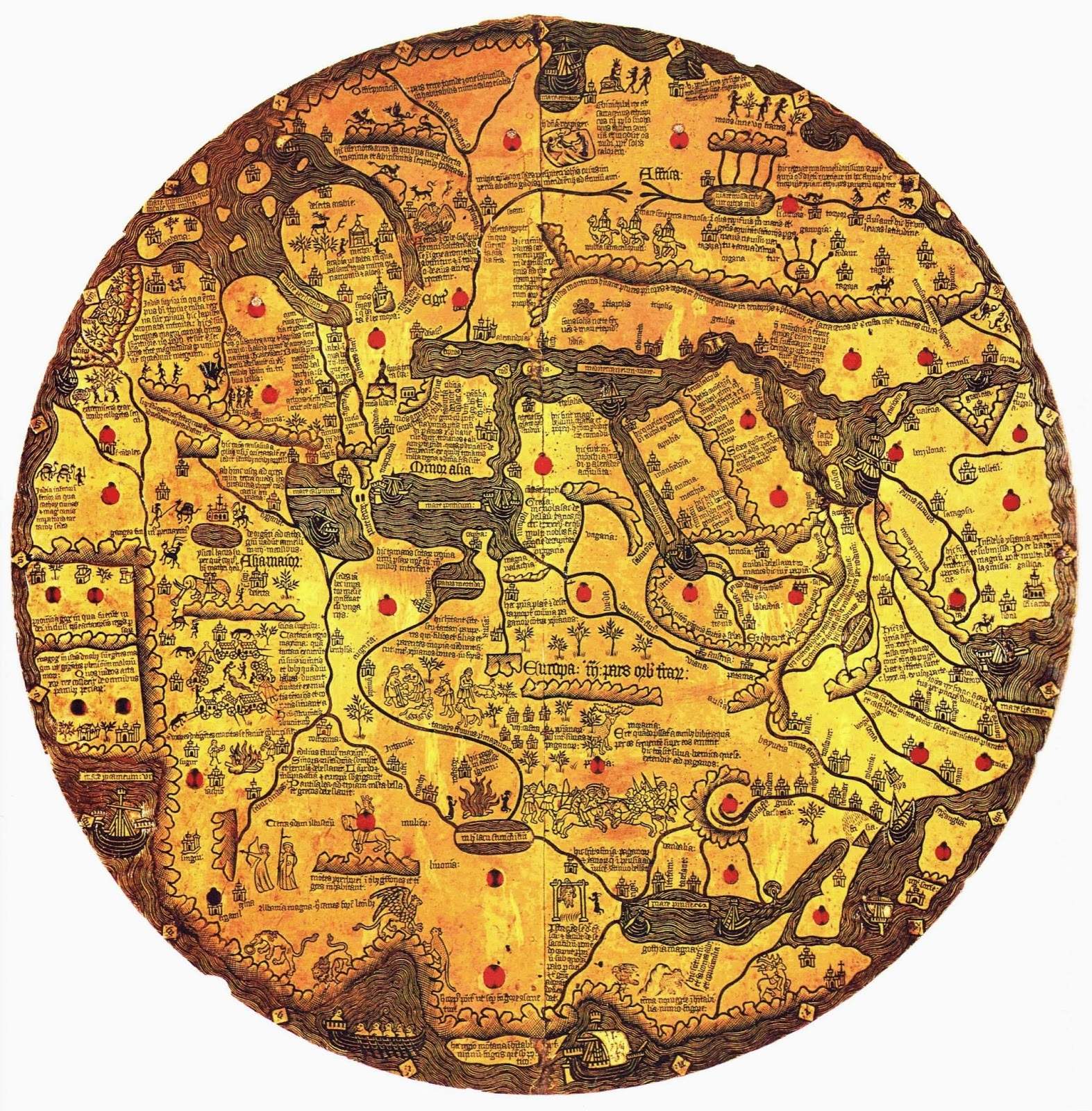 Ancient World Maps