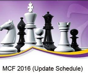 Malaysian Chess Festival 2016 (Update Schedule)