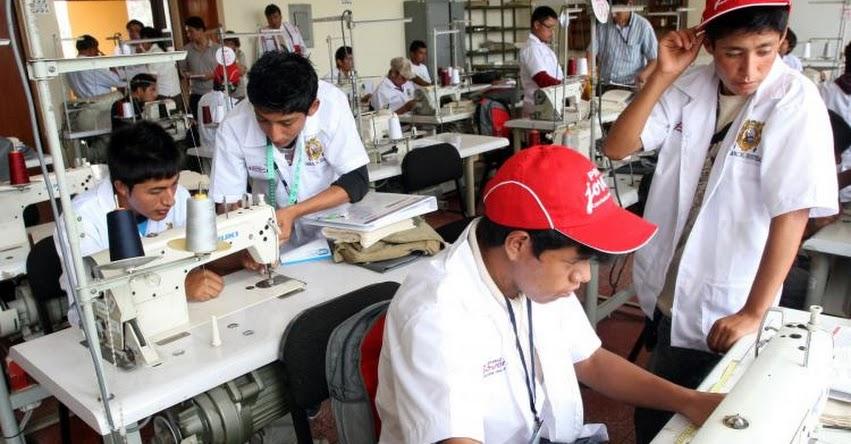 Ministerio de Trabajo ofrece más de 70 cursos gratuitos de capacitación laboral en universidades, institutos y Cetpros - www.trabajo.gob.pe