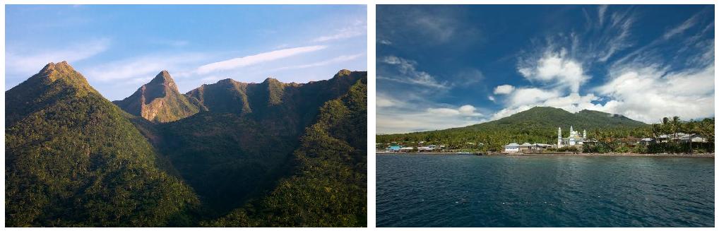 Informasi Pulau Makian Wisata Halmahera Selatan Global Global Digital