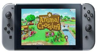 Animal Crossing - Trailer de anúncio do jogo para Nintendo Switch
