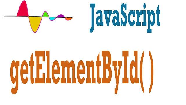 javascript ile getelementbyid kullanımı