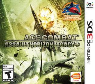 Ace Combat Assault Horizon Legacy + 3DS, Español, Mega