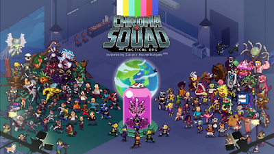 Download Chroma Squad v1.0.85 Apk Mod Full Paid Unlimited Money