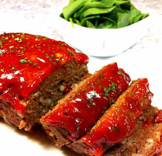 Best Meatloaf Recipe ever - How To Make Easy Meatloaf