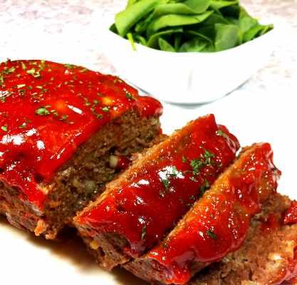 Best Meatloaf Recipe ever - How To Make Easy Meatloaf