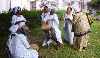Bi Kidude, Sri Lankan Baila and Traditional Drums