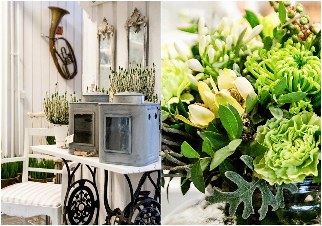 kukkakauppa, valokuvauskurssi
