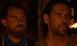 Survivor: Ο Κακός Χαμός με τον Μάριο και τον Σπαλιάρα - Τον κατηγόρησε ότι πήγε να