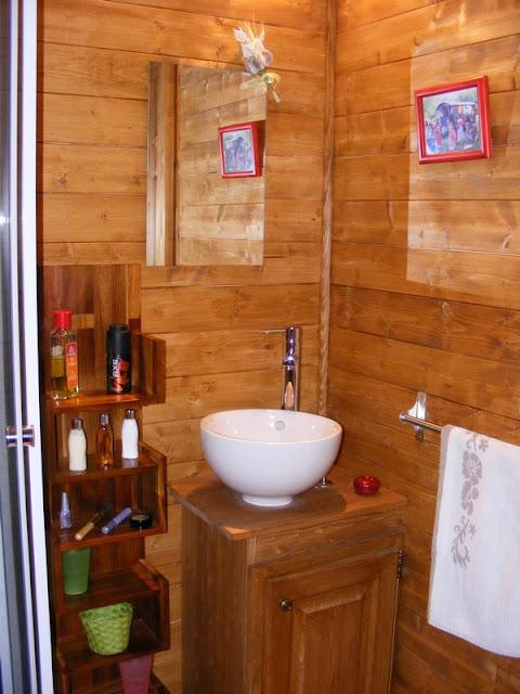 Casa mobile il bagno