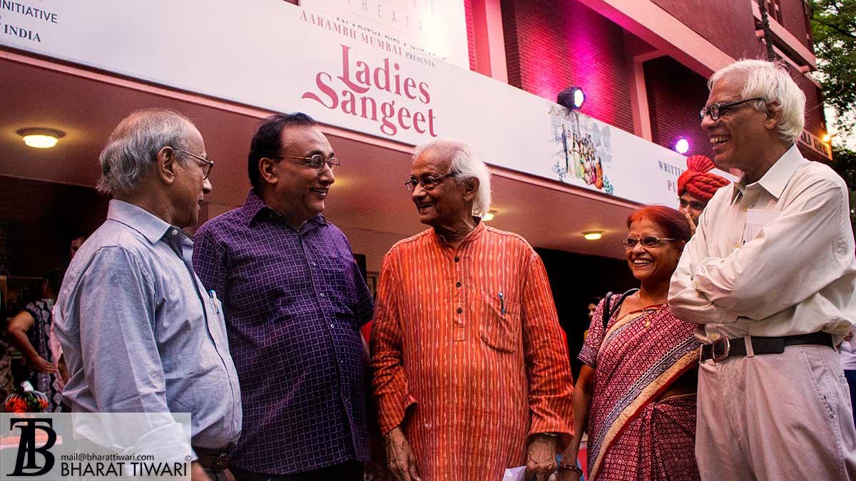 Manglesh Dabral, Ravindra Tripathi, Naresh Saxena, Mrs & Mr.Mr. Vishnu Nagar