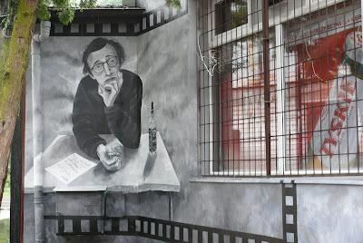 Malarstwo ścienne Warszawa