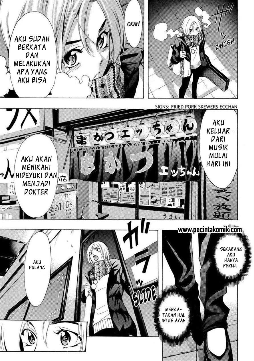 Fuuka Chapter 133-4