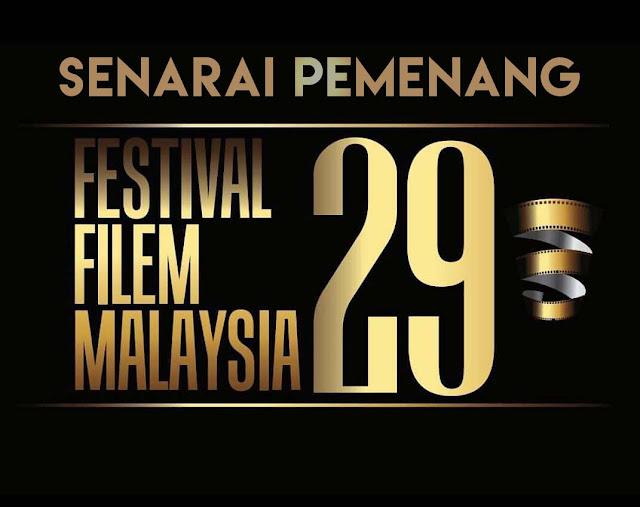 Senarai Pemenang Anugerah Festival Filem Malaysia 2017