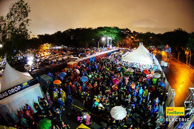 Electric Run Malaysia 2016 Powered By Shell FuelSave