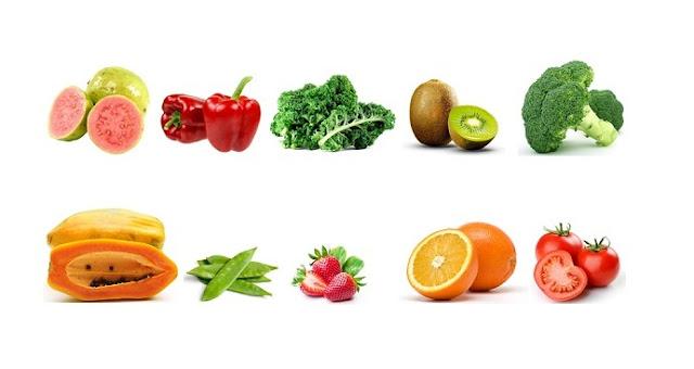 Konsumsi Vitamin C Efektif Untuk Menunjang Kesehatan