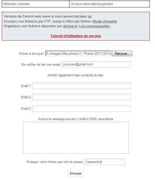 <b>Envoi</b> de <b>gros</b> <b>fichiers</b> : 10 applications et services gratuits