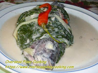 Sinanglay na Tilapia Dish